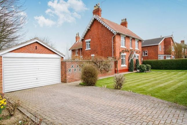 Thumbnail Detached house for sale in Main Road, Burton Pidsea, Hull