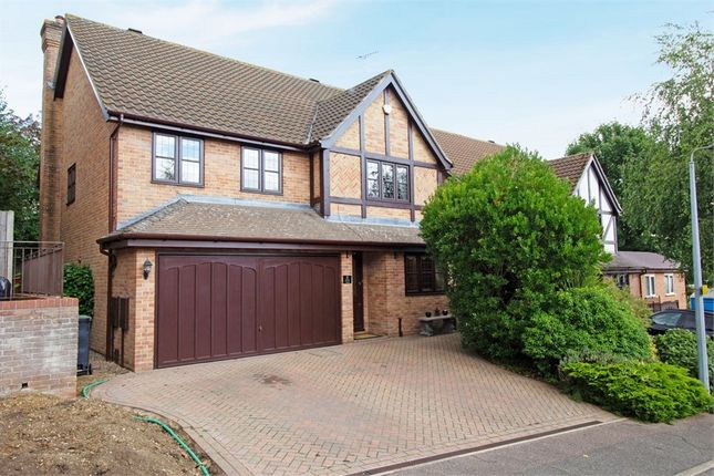 Thumbnail Detached house for sale in Green Trees, Epping, Essex