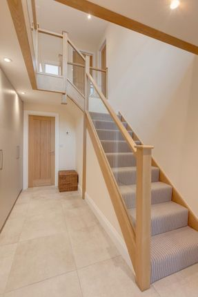 Entrance Hall of Plot 12, 1 Park View Mews, Sheffield S8