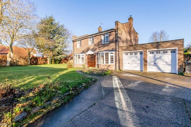 Thumbnail Property to rent in Orchard Gardens, West Challow, Wantage