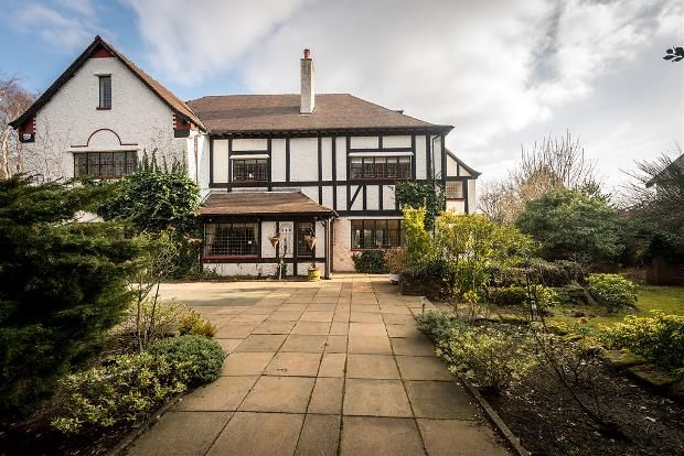 Thumbnail Detached house for sale in Windermere Road, Hightown, Liverpool