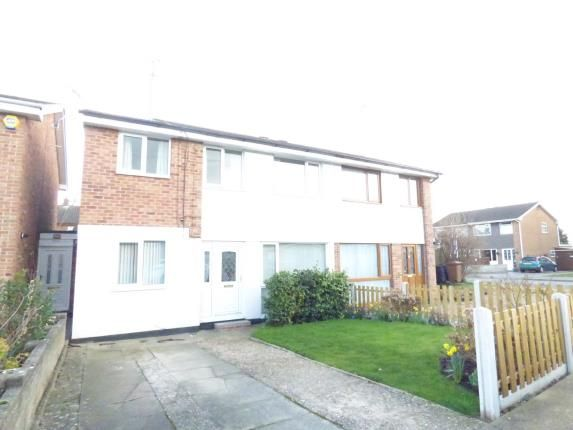 Thumbnail Semi-detached house for sale in Ingleby Road, Sawley, Nottingham, Derbyshire