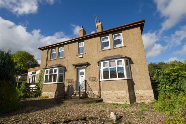 Thumbnail Detached house for sale in Cheviot Street, Wooler, Northumberland