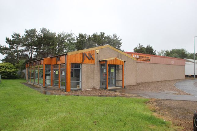 Thumbnail Commercial property to let in Coulardbank Industrial Estate, Lossiemouth