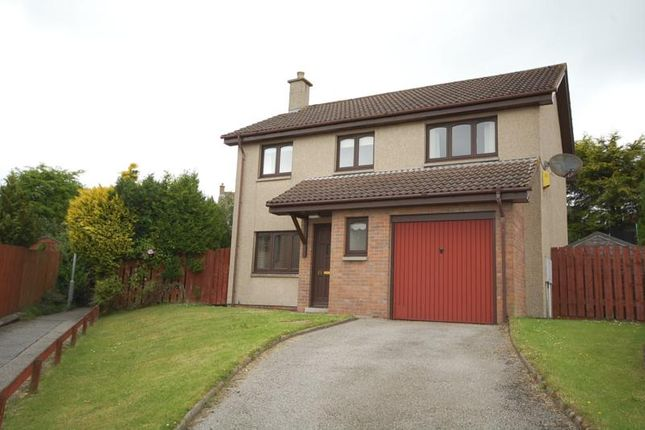 Thumbnail Detached house to rent in Mains Circle, Westhill, Aberdeenshire
