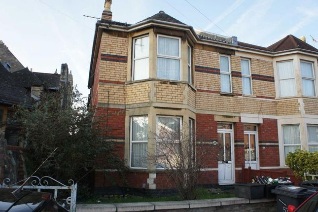 Thumbnail Semi-detached house to rent in Brynland Avenue, St Andrews, Bristol