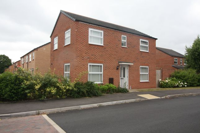 Thumbnail Property to rent in Cherry Tree Drive, Canley, Coventry