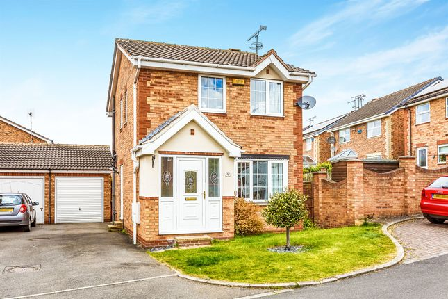 Thumbnail Detached house for sale in Conrad Drive, Maltby, Rotherham