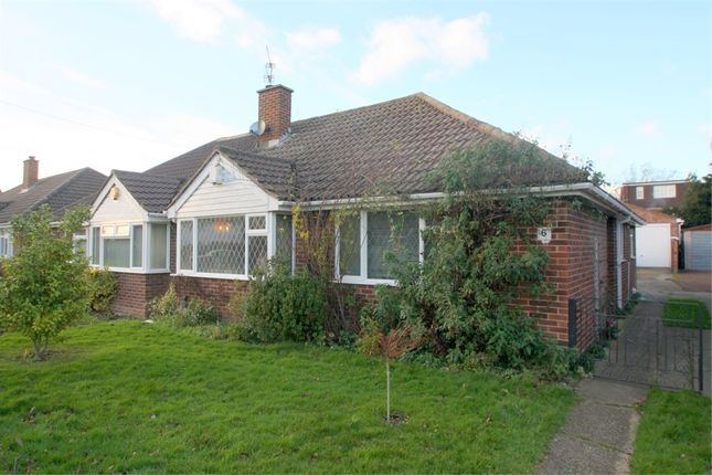 Thumbnail Semi-detached house for sale in Corsair Close, Staines-Upon-Thames, Surrey