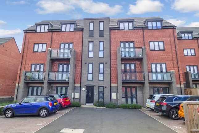Thumbnail Flat for sale in Shiell Heights, Aykley Heads, Durham
