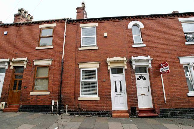 Thumbnail Terraced house for sale in Ruxley Road, Bucknall, Stoke On Trent