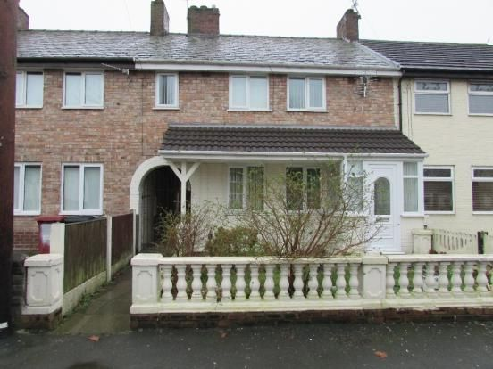 Thumbnail Terraced house to rent in 17 Lathum Close, Prescot
