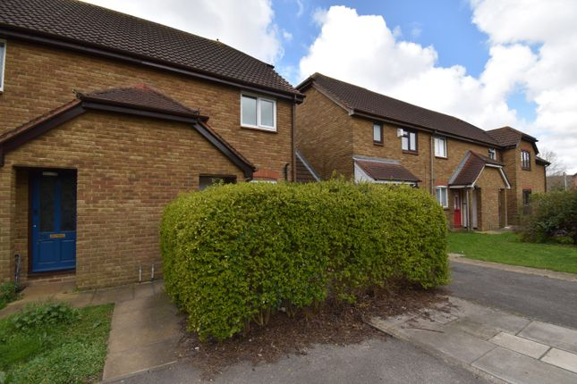 2 bed semi-detached house to rent in Hugh Price Close, Murston, Sittingbourne ME10