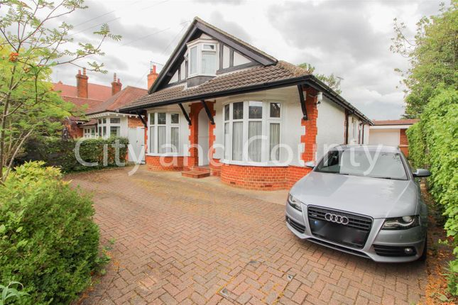 Thumbnail Detached bungalow for sale in Broadway, Peterborough