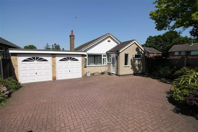 Thumbnail Detached bungalow for sale in Coppice Road, Arnold, Nottingham
