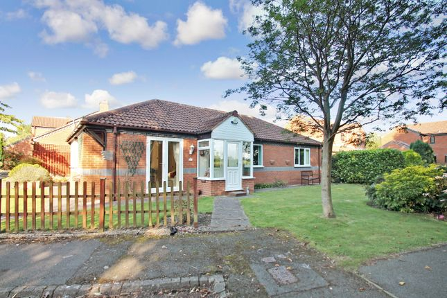 Thumbnail Detached bungalow for sale in Spilsbury Croft, Shirley, Solihull