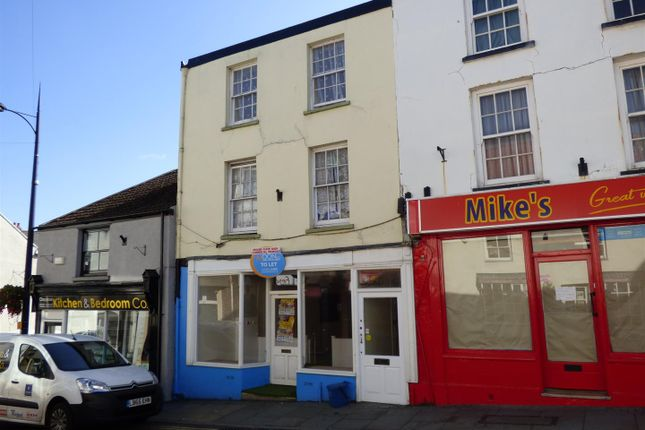 Thumbnail Flat to rent in The Gables, Bridge Street, Chepstow