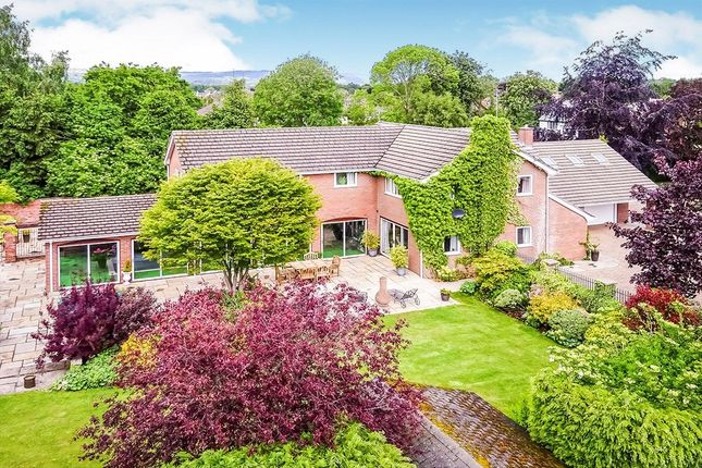 Thumbnail Detached house for sale in Whittington Road, Gobowen, Oswestry