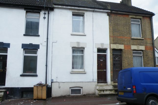 Thumbnail Terraced house for sale in Upper Luton Road, Chatham