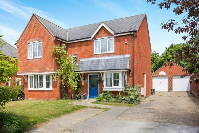 Thumbnail Detached house for sale in Durley, Hampshire, England