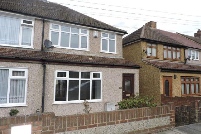 Thumbnail Semi-detached house to rent in Lavinia Road, Dartford