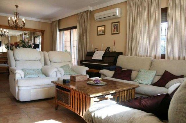 Living Area of Spain, Málaga, Marbella, Huerta Del Prado