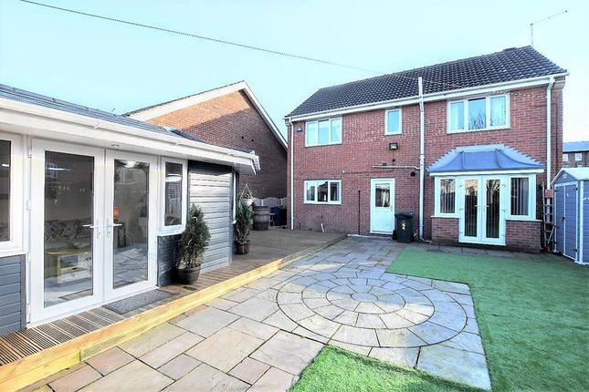 Thumbnail Detached house for sale in Old Oaks View, Barnsley