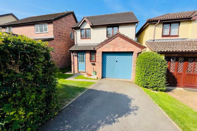 3 bed detached house to rent in Gavenny Way, Abergavenny NP7