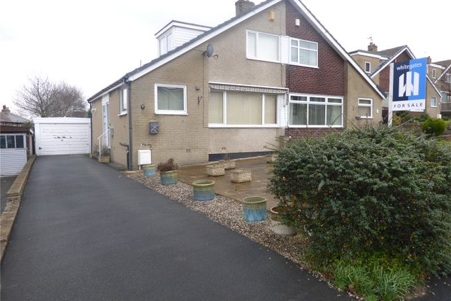 Thumbnail Semi-detached house for sale in Carlton Grove, Lower Edge, Elland