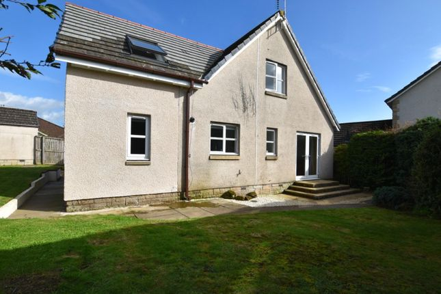Rear Of House of Mayfield Gardens, Milnathorrt, Kinross KY13