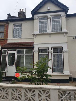 Thumbnail Terraced house to rent in Airthrie Road, Goodmayes, Ilford