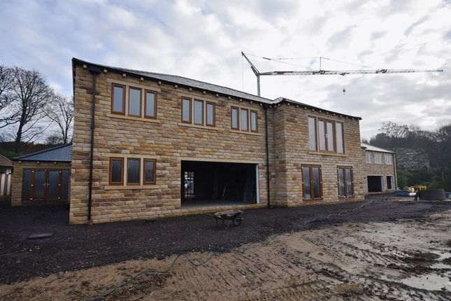 Thumbnail Detached house for sale in Barnsley Road, Newmillerdam, Wakefield