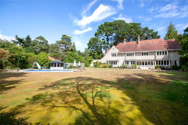 Thumbnail Detached house for sale in Bury Road, Poole, Dorset