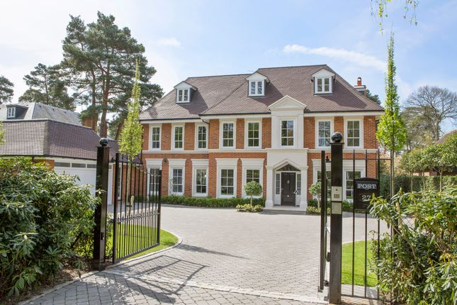 Thumbnail Detached house for sale in Earlswood House, Abbots Drive, Wentworth Estate, Virginia Water, Surrey