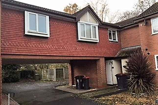 Thumbnail Flat to rent in Abraham Close, Stirchley, Telford