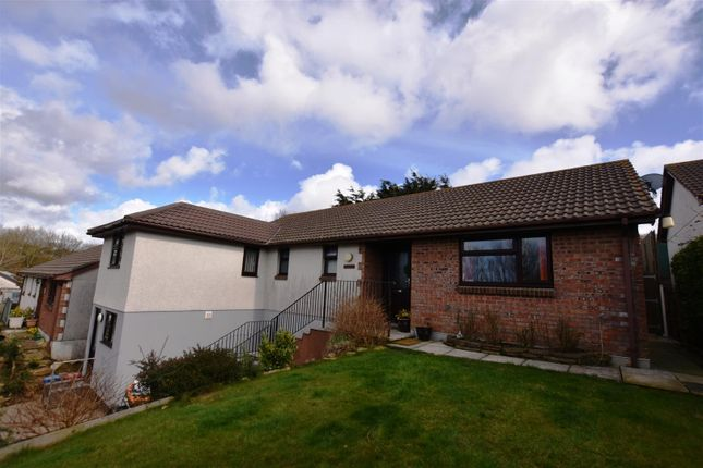 Thumbnail Bungalow for sale in Willow Drive, Camborne