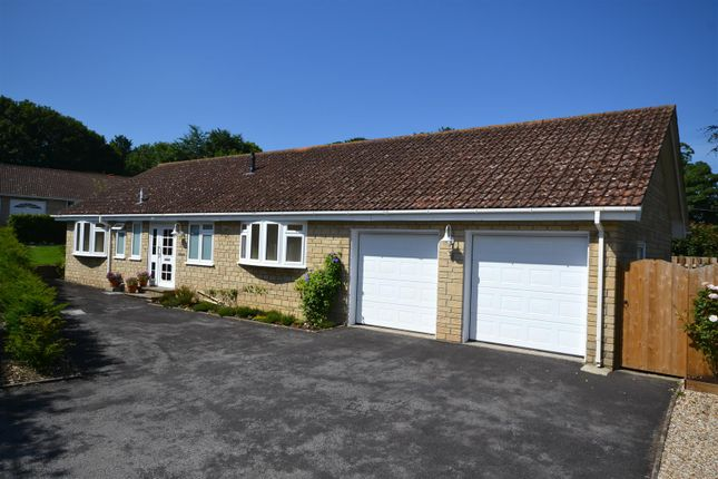 Thumbnail Detached bungalow for sale in Glebeford Close, Owermoigne, Dorchester