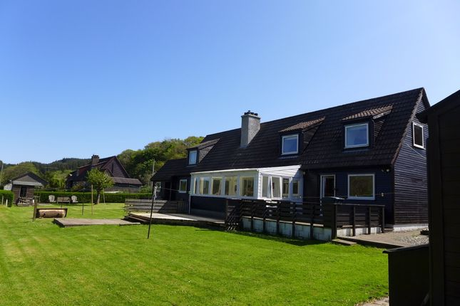 Thumbnail Semi-detached house for sale in 7 Achnnamara By, Lochgilphead