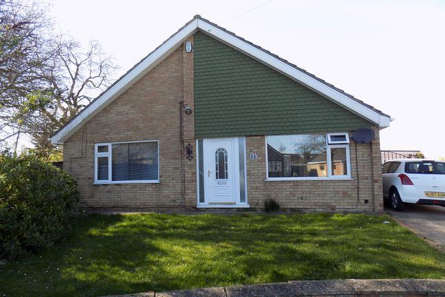 Thumbnail Detached bungalow for sale in Magnolia Rise, Immingham