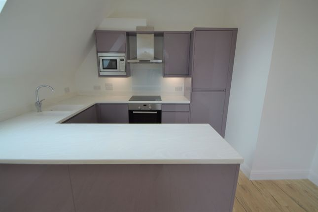 Thumbnail Flat to rent in South Park Hill Road, South Croydon