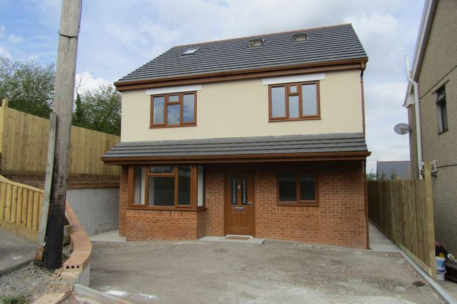 Thumbnail Detached house for sale in Hill Street, Aberdare