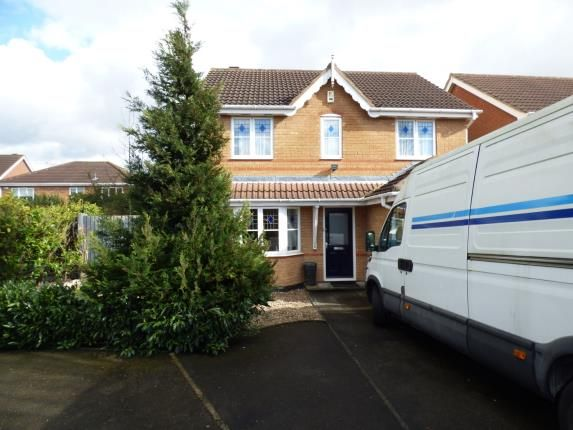 Thumbnail Detached house for sale in Howarth Close, Long Eaton, Nottingham
