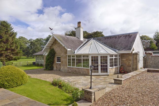 Thumbnail Detached house for sale in Dovecote, Knowesouth, Jedburgh