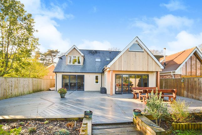 Thumbnail Detached house for sale in Morgay Wood Lane, Three Oaks, Hastings