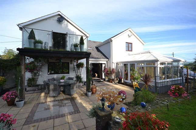 Thumbnail Detached house for sale in Llanarthney, Carmarthen