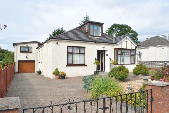Thumbnail Detached bungalow for sale in West Chapelton Avenue, Bearsden, East Dunbartonshire