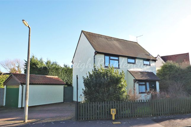 Thumbnail Detached house for sale in Dedham Meade, Dedham, Colchester, Essex