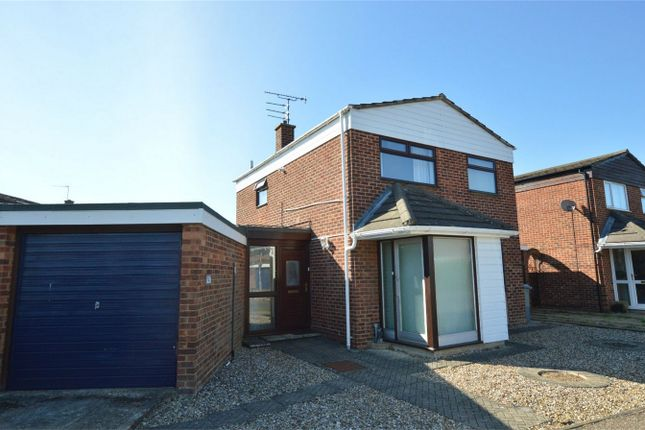 Thumbnail Detached house for sale in Cere Road, Sprowston, Norfolk