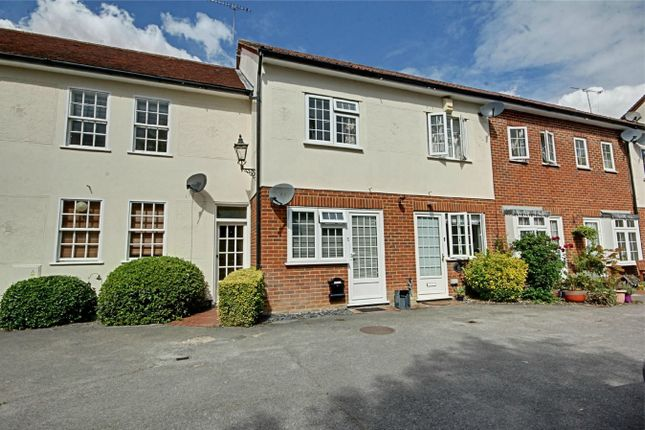 Thumbnail Terraced house for sale in Bell Street, Sawbridgeworth, Hertfordshire