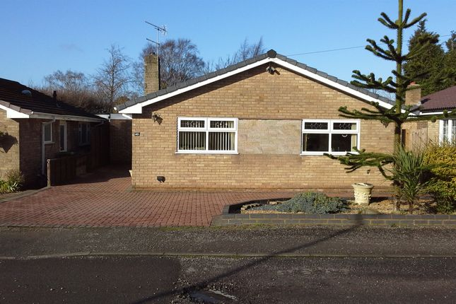 Thumbnail Detached bungalow for sale in Victoria Way, Stafford